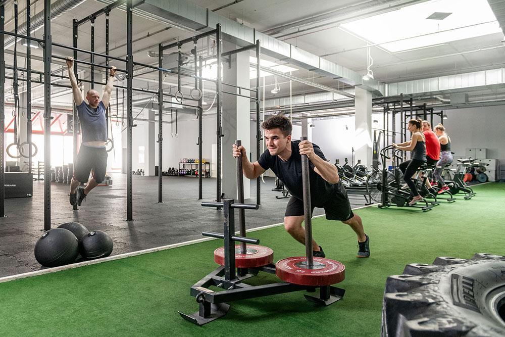 Triller Crossfit | Deiner Fitness nur das Beste