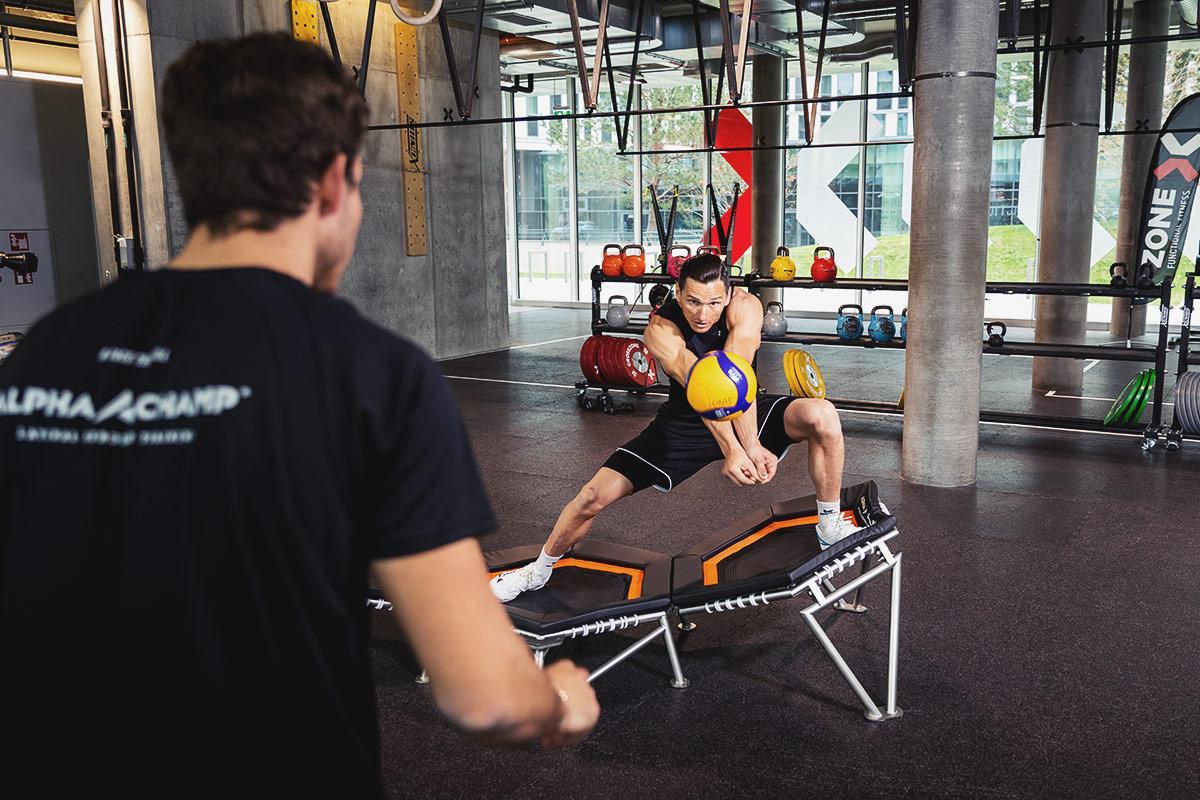 Triller CrossFit   Alpha Champ